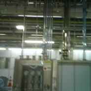 Exhaust, DI System and GAS Tubing – Prefabrication, Installation piping and Hook-up